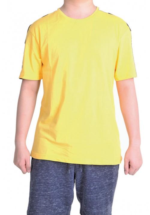 Snapback Strip Yellow