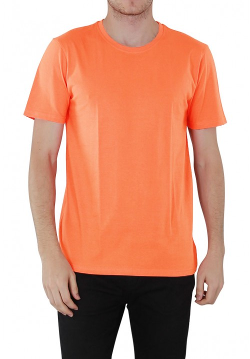 T-Shirt (Light Orange)