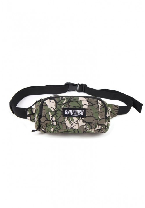 Army Forest Waist Bag