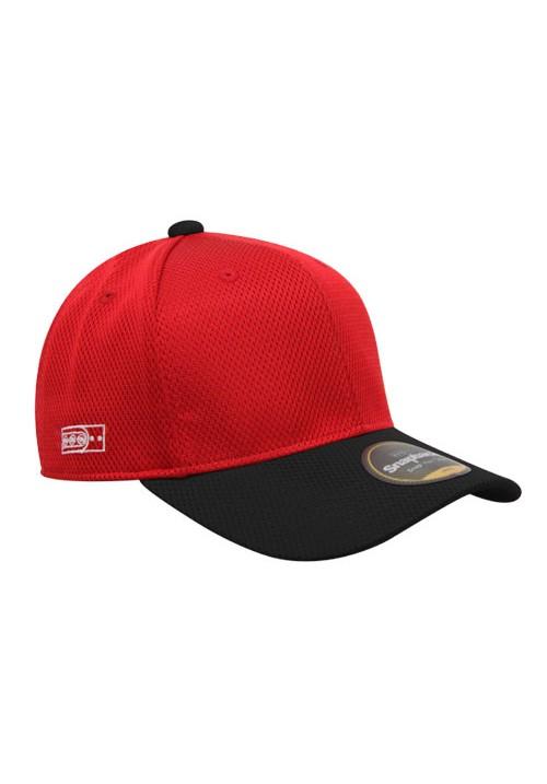 Flexfit Sport Baseball Red Black