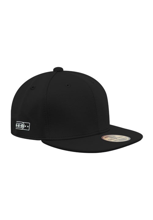 Flexfit Hiphop Black