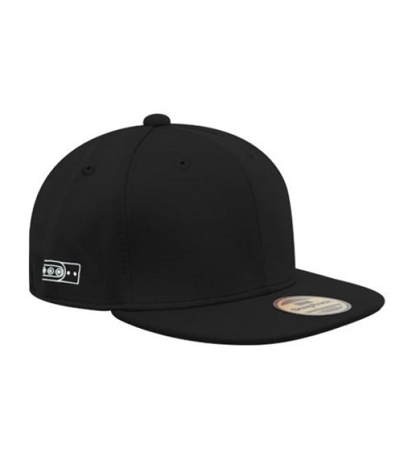 Flexfit Hiphop Black