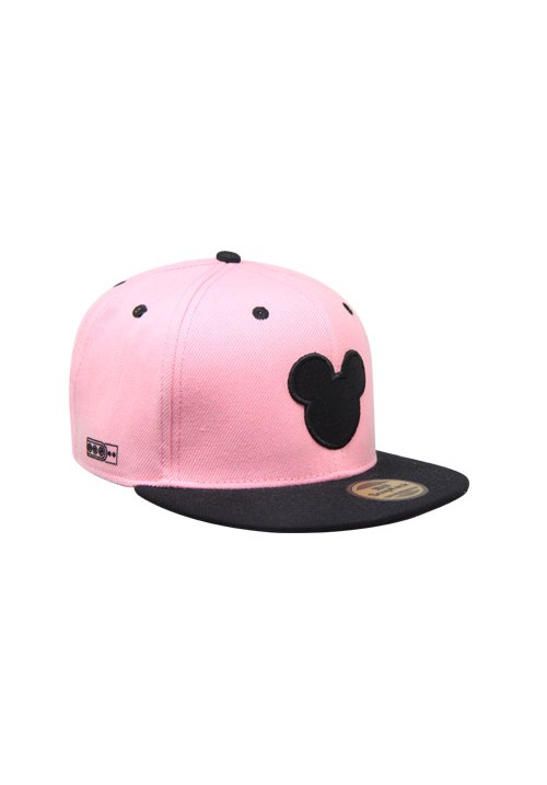 Mickey Mouse Pink Style