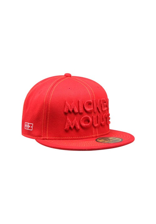 Mickey Mouse Red Style