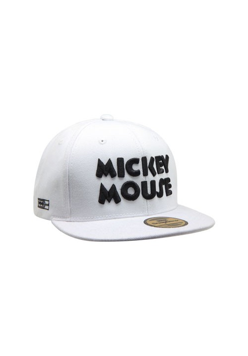 Mickey Mouse Font White