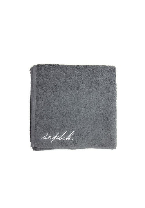 Travel Grey Towel